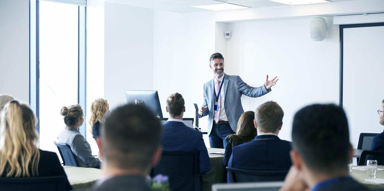 Kurse im Unternehmen